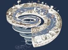 Ордовикский и Силурийский периоды. Иллюстрация с сайта dic.academic.ru