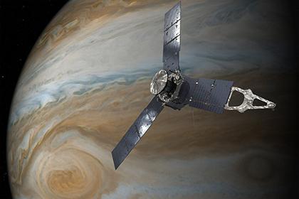 NASA показало снимок Юпитера ввысоком разрешении