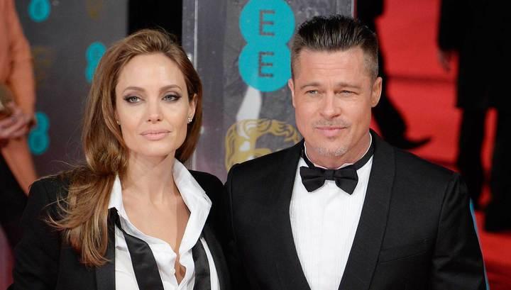 Про развод Джоли иПитта снимут фильм