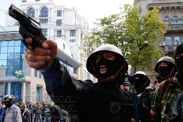 ГПУ арестовала пенсию экс-замглавы МВД Одесчины