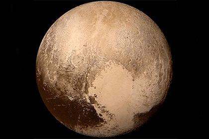 Ученые пояснили образование таинственного региона наПлутоне