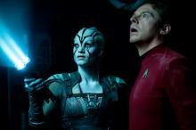 Кадр из фильма «Стартрек: Бесконечность»