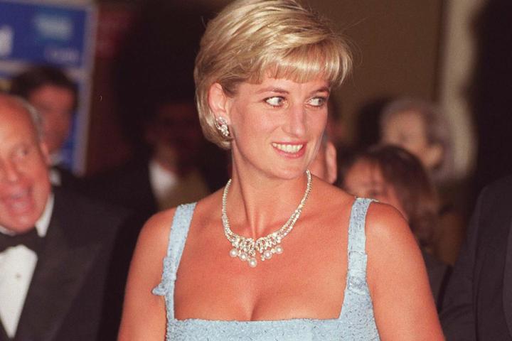 Ожерелье принцессы Дианы выставили наторги за $12 млн.