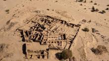 Монастырь Аль Газали, Судан. Общий вид. Фото: Robert Stark