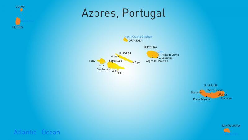 УАзорских островов отыскали немецкую подлодку времен 2-ой мировой