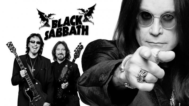 Black Sabbath дает последний вистории группы концерт