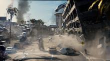 Кадр из фильма «2012»