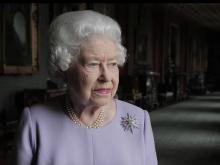 Королева Елизавета II. Фото с сайта Британского королевского дома