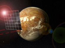 Иллюстрация Planetary Habitability Laboratory, Univesity of Puerto Rico at Arecibo