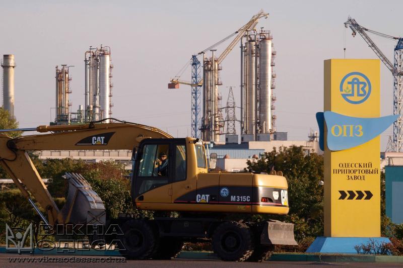 Одесский припортовый завод снова попробуют реализовать вначале зимы, «Центрэнерго»— всередине осени