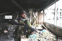 В Донецком аэропорту. Фото (архив): censor.net.ua