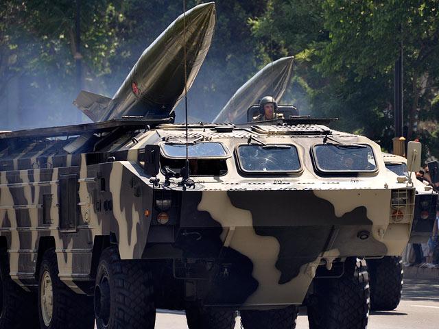 Fox News: РФ поставила вСирию 50 ракет «Точка-У»