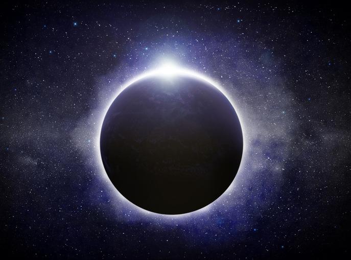 Жители России смогут увидеть полутеневое лунное затмение