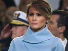 Мелания Трамп. Getty Images. Фото: М.Вилсон