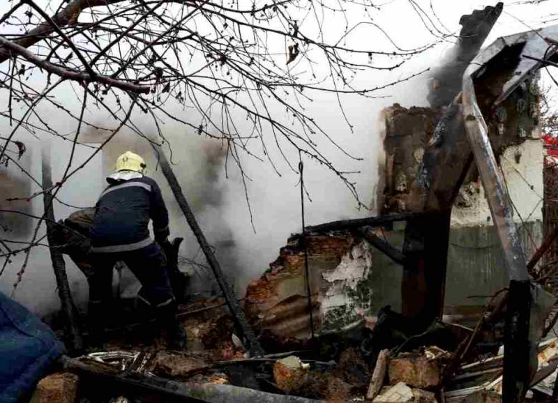 ВОдесской области вжилом доме произошел взрыв, необошлось без жертв