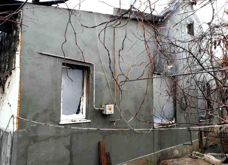 ВОдесской области взорвался дом, погибли два человека