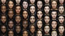 Этническая мозаика красоты, автор Natalia Ivanova. Фото с проекта lensculture.com