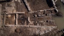 Структура святилища Митры в Мариане
