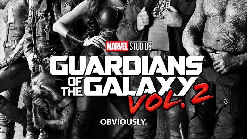 Вышел новый— русифицированный— трейлер «Стражей Галактики 2», ионнереально юмористический!