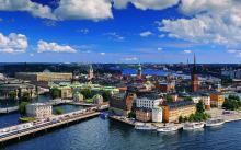 Стокгольм. Фото: rosa-tv.com