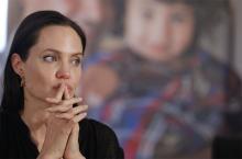 Анджелина Джоли. Фото: Emrah Gurel/AP/TASS