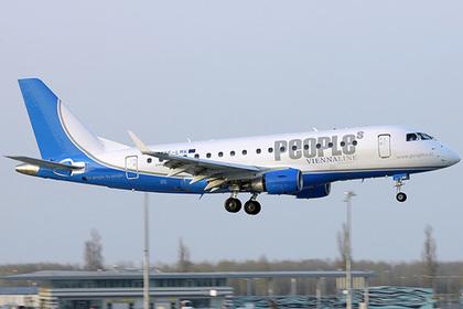 Австрийская авиакомпания отказалась отсамого короткого вмире маршрута