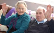 Вера и Уилф Расселл. Фото: страница Newshub в Facebook