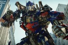 Кадр из фильма «Трансформеры»