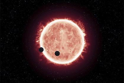 Обнаруженные NASA экзопланеты оказались непригодными для жизни