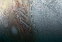 Изображение: NASA / JPL-Caltech / SwRI/MSSS / Roman Tkachenko