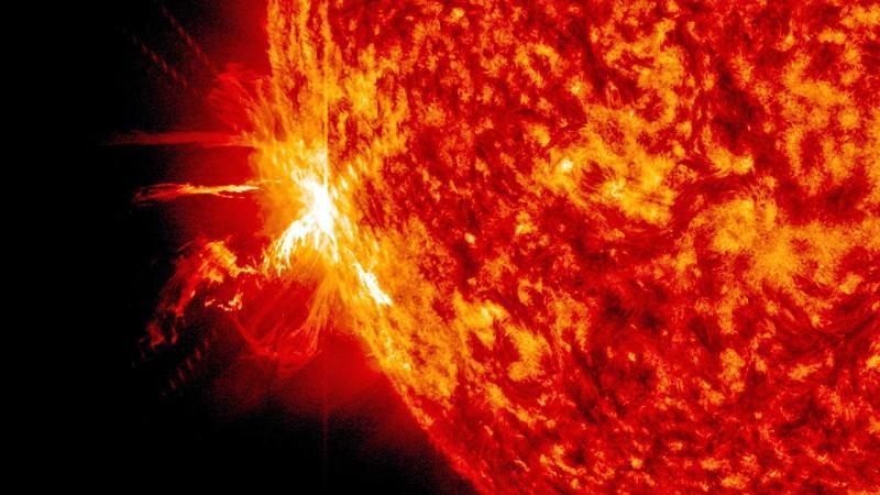 NASA зафиксировало таинственное явление ватмосфере Земли