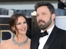 Бен Аффлек и Дженнифер Гарнер в 2013 году. Getty Images. Фото: Дж.Мерритт