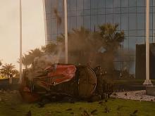 Кадр из фильма «Форсаж»