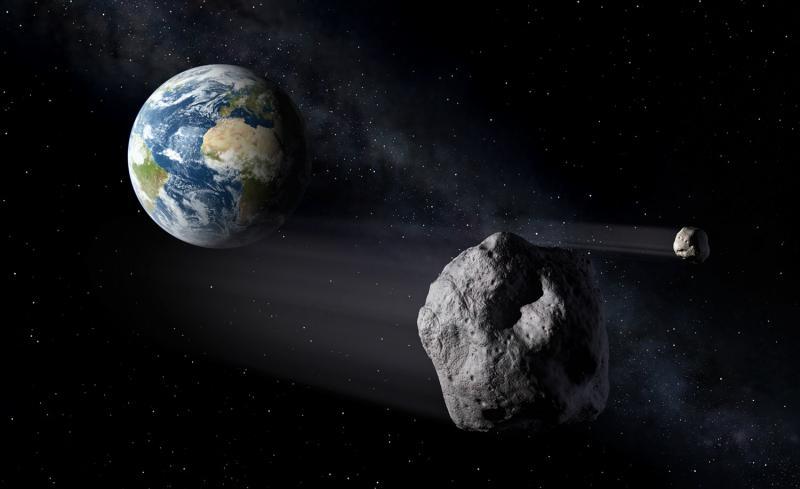 Появились первые кадры крупного астероида 2014 JO25