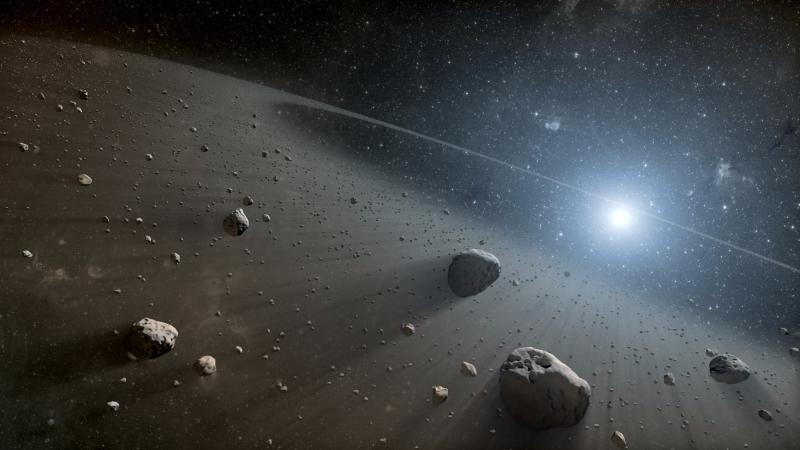 Asteroid Skimming Past Earth May Loom Larger Than
