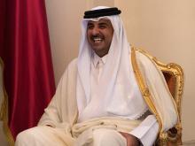 Тамим Бин Хамад аль-Тани. Getty Images. Фото: К.Корт