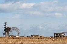 Район японской АЭС «Фукусима-1», архив. Фото: Issei Kato / Reuters
