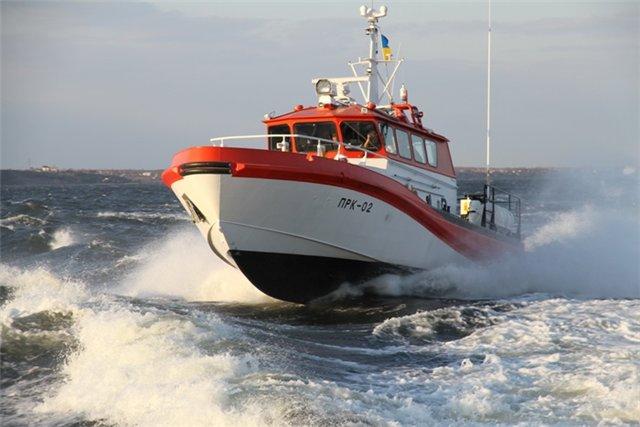 Экипаж украинского баркаса наградили заотпор российскому кораблю