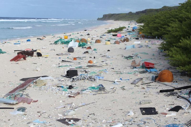 Экологи обнаружили самое грязное место вмире— Заповедный уголок