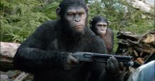 Кадр из фильма «Планета обезьян»