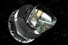 Телескоп Plank (в представлении художника). Изображение: ESA