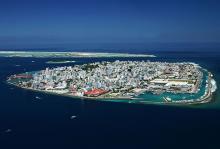 Мале, столица Мальдив. Фото: Shahee Ilyas / Wikipedia