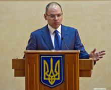 Глава Одесской ОГА Максим Степанов. Фото Олега Владимирского