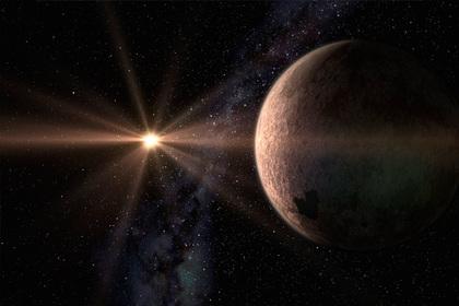 Найдена потенциально обитаемая планета