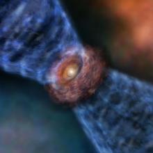 Фото: ALMA (ESO/NAOJ/NRAO)