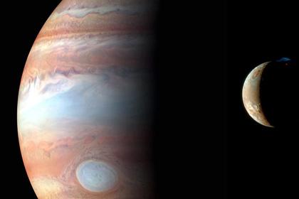 УЮпитера нарисовались 2 новые луны