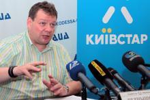 Президент компании Киевстар Петр Чернышов