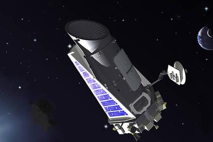 Телескоп «Кеплер» нашел десять вероятных «двойников» Земли