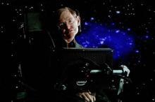 Стивен Хокинг. Фото: Frederick M. Brown / Getty Images