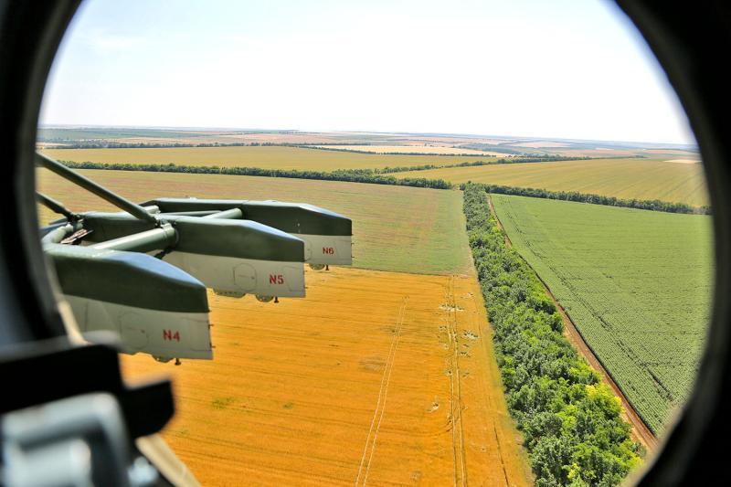 Министерство обороны прекратит распашку заповедной степи вОдесской области